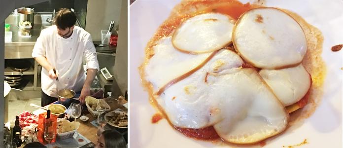 Bongiorno Cŏcīna, Ciao Italia ! | Restaurant Bruxelles Ixelles