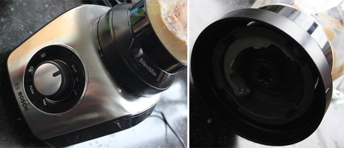 Power balls réalisés avec le blender Bosch SilentMixx