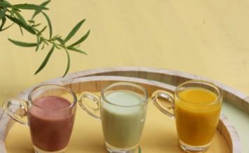 Super soupes minute | Cahier de recettes Printemps Eté 2016