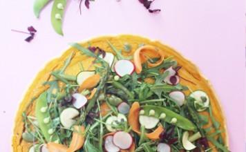 Tarte carottes coco | Cahier de recettes Printemps Eté 2016
