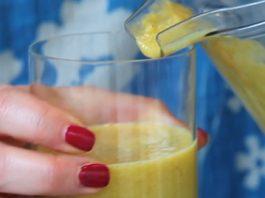 Gaspacho jaune - Soupe Froide aux tomates