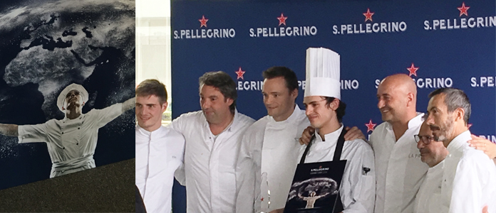 S.Pellegrino Young Chef - La finale Benelux 2016