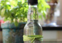 Vinaigre aux fleurs de sureau