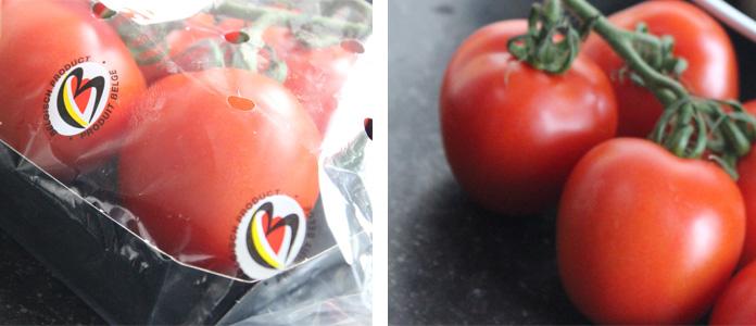 Cabillaud en papillote aux tomates