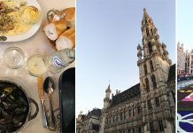 Chez Léon | Bruxelles Brasserie