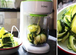 My Spirelli transforme vos légumes en spirales