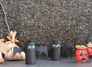 3 idées autour des bonbons | DIY | Halloween