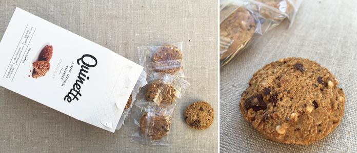 biscuit quinoa quinette