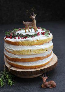 Maked Cake