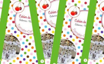 Cahier de recettes autonme hiver 2016 | Tomate-Cerise.be