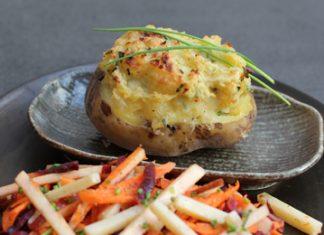 Patate à l'Appenzeller