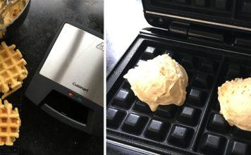 Le grill multifonctions ' griddler mini ' de Cuisinart | Test électroménager