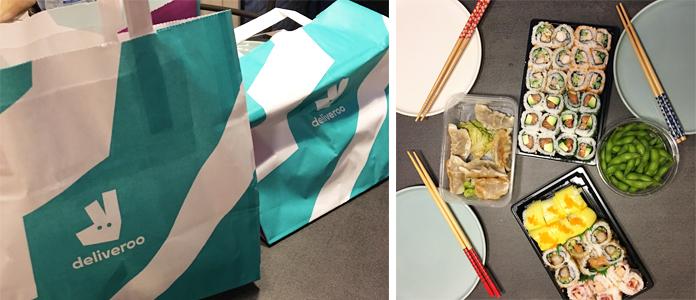 Deliveroo | Service de livraison | Restaurants | Bruxelles