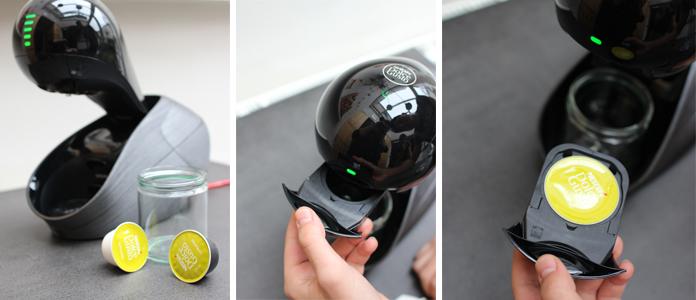 La nouvelle machine à café Dolce Gusto Movenza | Test électroménager