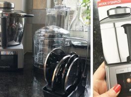 Le robot autocuiseur CookExpert de Magimix