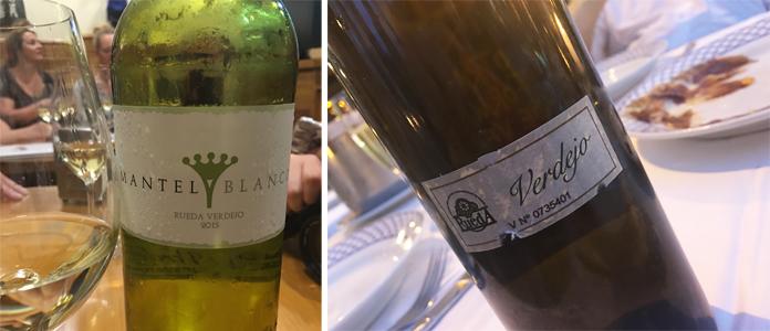 rueda vin espagnol