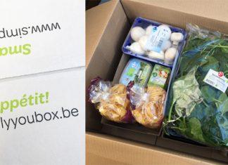 box Simply You de chez Carrefour