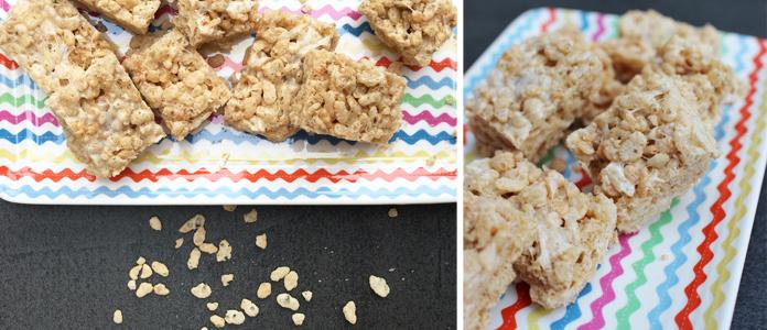 Carrés aux Rice Krispies | Rice Krispies Treats