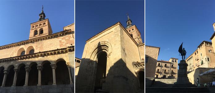 Ségovia – Ségovie ville médiévale