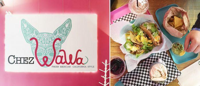 Chez Wawa manger mexicain en plein cœur d'Ixelles | Restaurant Bruxelles