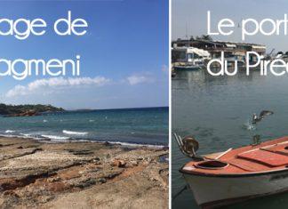 Vouliagmeni la plage - Le port du Pirée