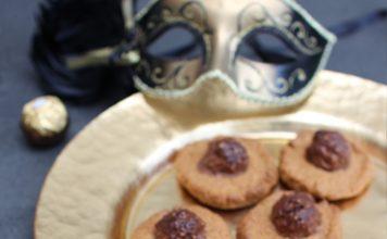 Cookies au Ferrero Rocher