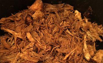 Pulled Pork au Miso