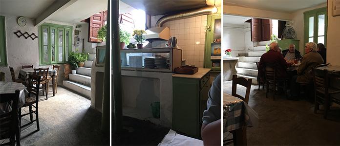 Diporto restaurant AThènes
