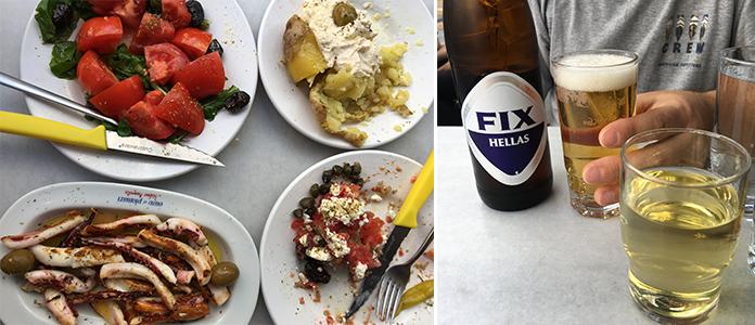 Kafeneio Ivis restaurant Athènes