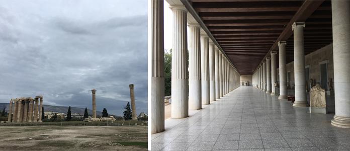 Agora Athènes