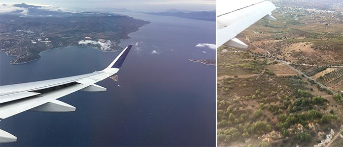 Avion Athènes