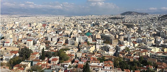 Acropole Athènes