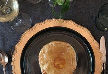 Bouillon de foie gras en croûte