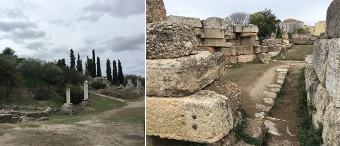 Cimetière Athènes