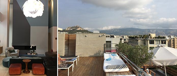 Hotel Fresh Athènes