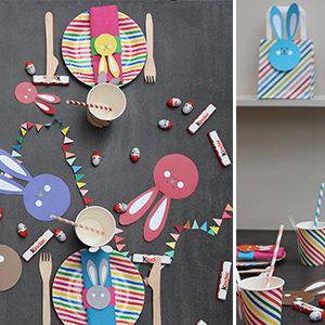 Bricolage de Pâques pour petits gourmands | DIY | Imprimable Gratuit