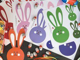 Bricolage de Pâques pour petits gourmands   DIY   Imprimable Gratuit