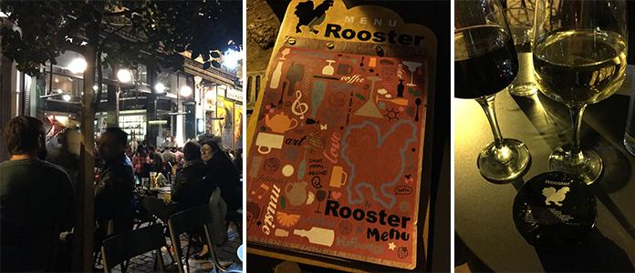 Rooster Athènes Bar