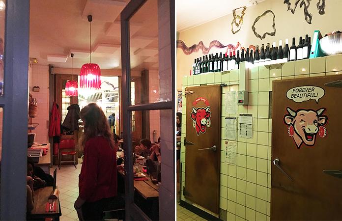 Les pénates un bar resto à deux pas de la place Flagey