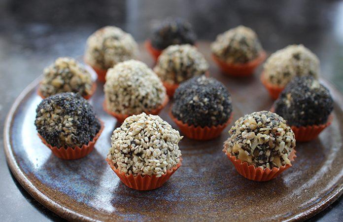 Enery balls | Boule d'énergie aux fruits secs