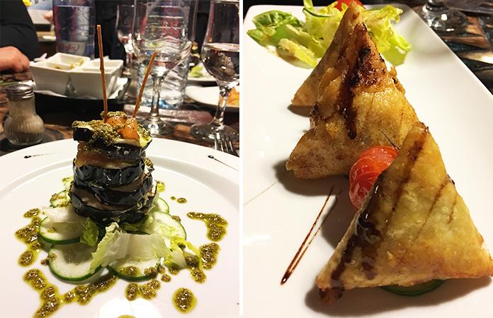 Essaouire restaurant Mega Loft