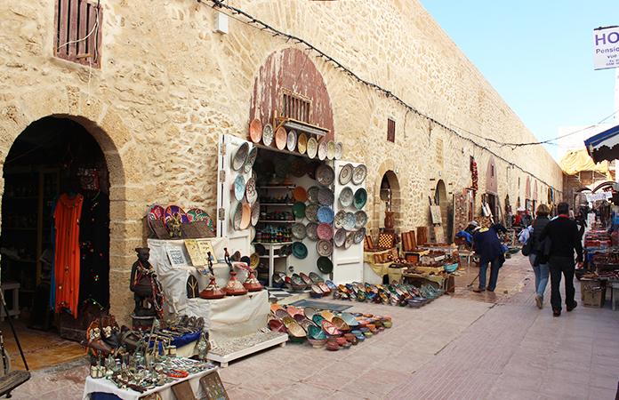 Shopping Essaouira