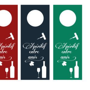Wine Tag - Etiquette vin imprimable gratuitement
