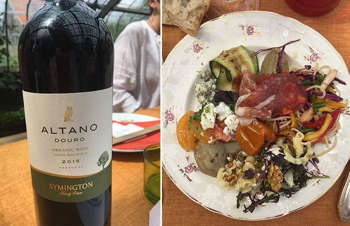 Pique-nique sous le soleil avec les vins portugais Altano