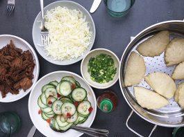 Bao | Une recette de brioche buns à la vapeur