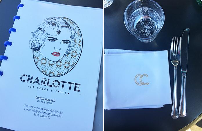 Charlotte le bistro gourmand de Calvoet