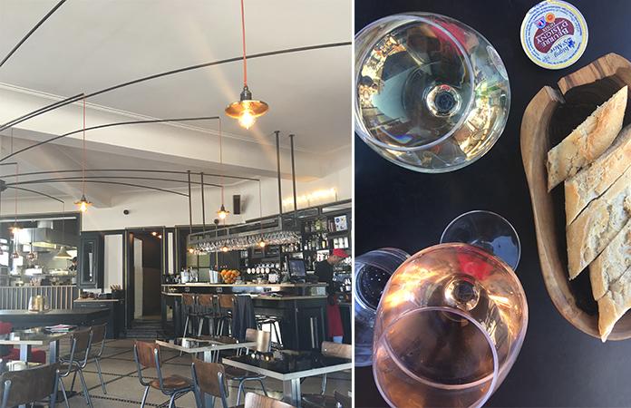 Charlotte bristo café restaurant Uccle Bruxelles