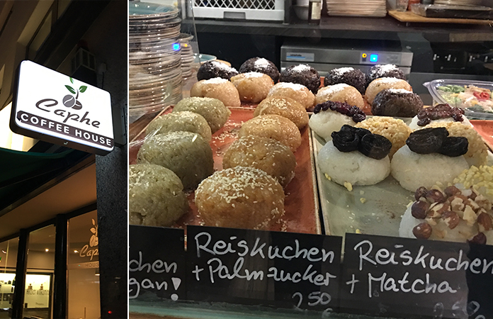 Dusseldorf Caphe Coffee house