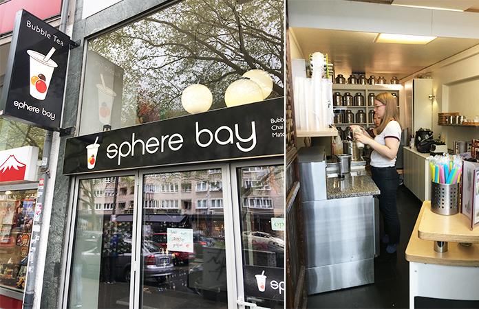 Düsseldorf Sphere Bay