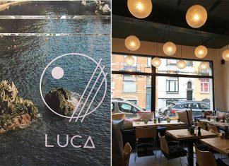 Luca | Restaurant Epicerie Cave à vin Uccle Bruxelles